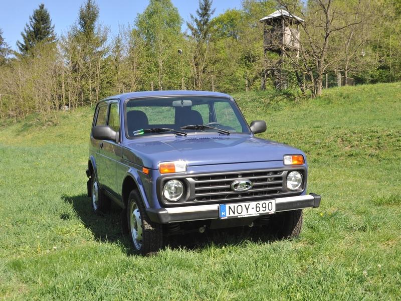 Photo of Lada 4×4 teszt – időkapszula