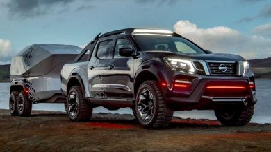 Photo of Csillagászok álma – Nissan Navara Dark Sky Concept