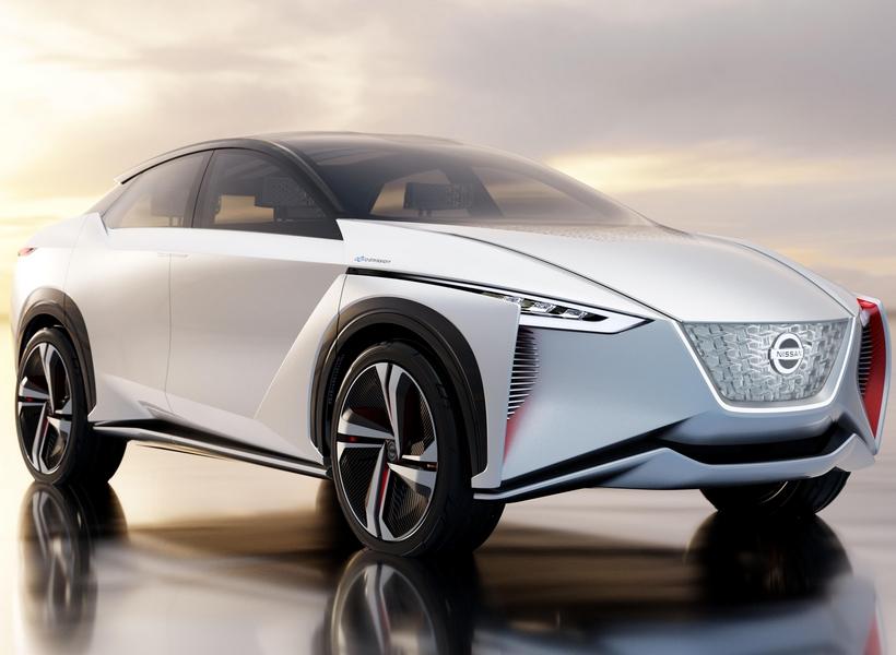 Photo of Nissan IMx – önvezető tanulmány