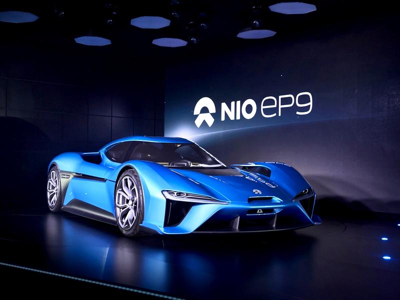Photo of Nio EP9 – elektromos szuperautó