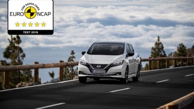 Photo of 5 csillagot kapott a Nissan LEAF