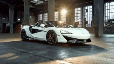 Photo of Novitec McLaren 570S Spider