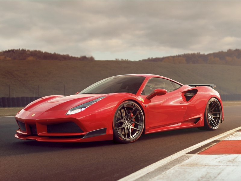 Photo of Novitec Ferrari 488 GTB N-Largo