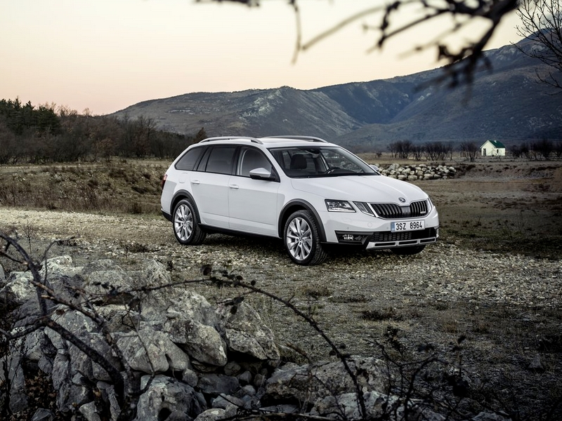Photo of Skoda Octavia Scout