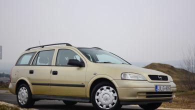 Photo of Opel Astra G Caravan 1.4 teszt – a munka hőse
