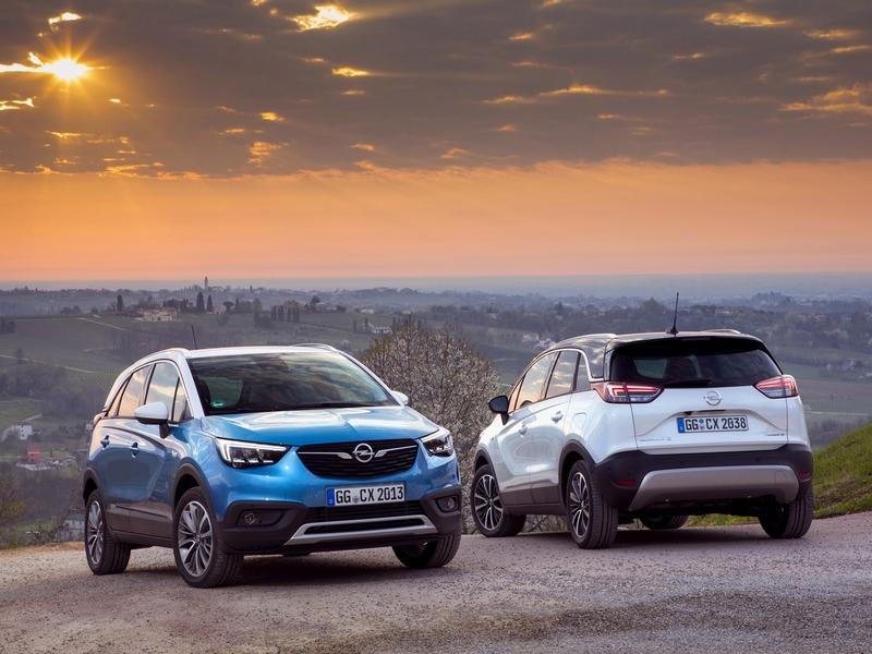 Photo of Opel Crossland X – ötvenezer előrendelés