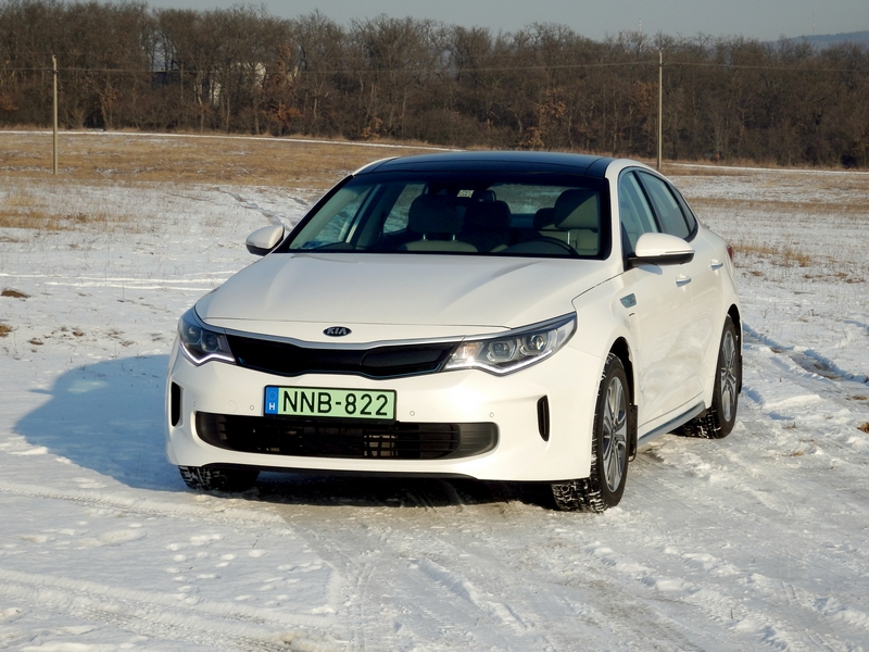 Photo of Kia Optima PHEV – jeges precizitás