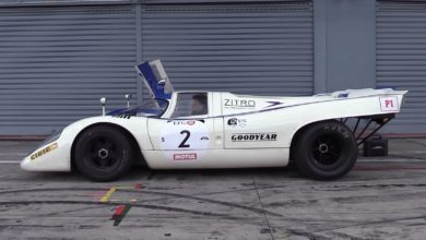 Photo of Porsche 917K – a múlt hangorkánja