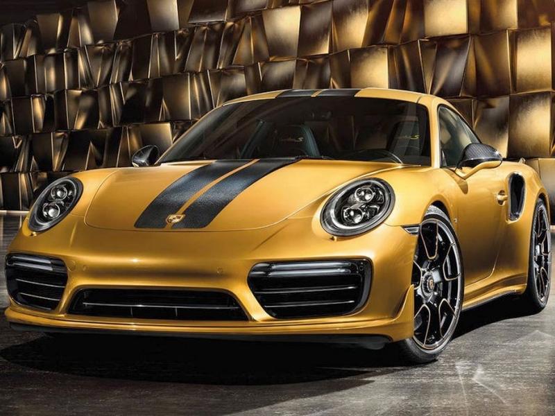 Photo of Így készül a Porsche 911 Turbo S Exclusive Series