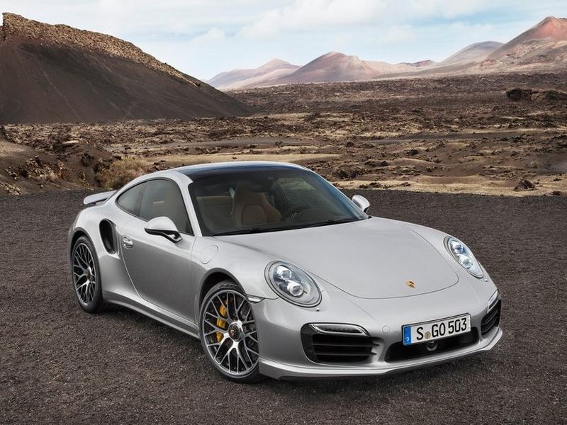 Photo of Porsche 911 Turbo S