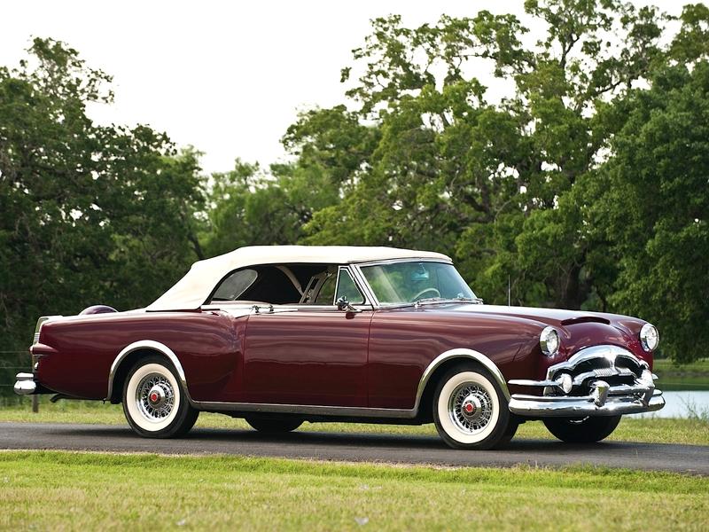 Photo of Packard Caribbean Convertible