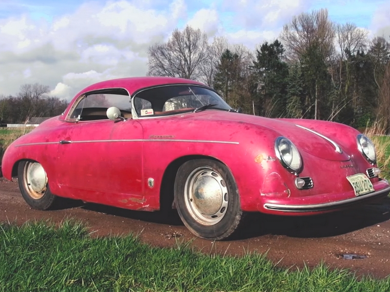 Photo of Porsche 356 1500 S Speedster (1955)