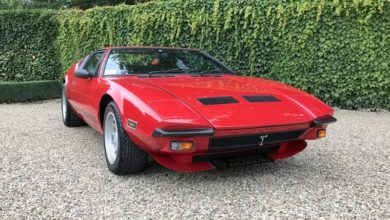 Photo of De Tomaso Pantera GTS 1971-ből