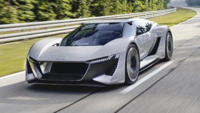 Photo of Audi PB18 e-tron – a jövő négykarikás szuperautója