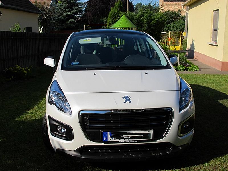 Photo of Peugeot 3008 – családban marad