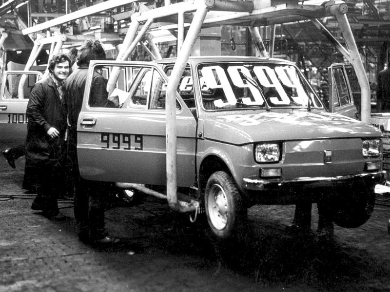 Photo of Retro vasárnap – lengyel autógyártás