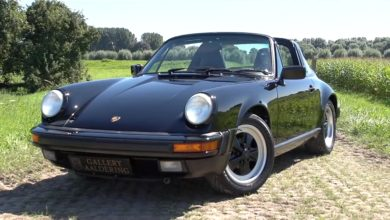 Photo of Porsche 911 Carrera 3.2