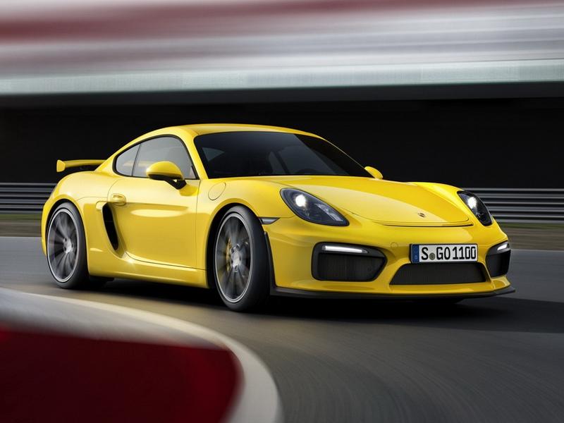 Photo of Porsche Cayman GT4 – mindent a szemnek