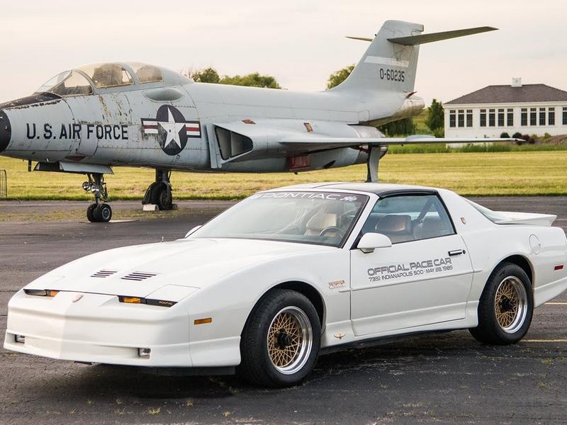 Photo of Pontiac Turbo Trans Am (1989)