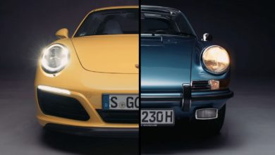 Photo of Porsche 911 evolúció