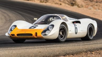 Photo of Porsche 908 Kurzheck Coupé