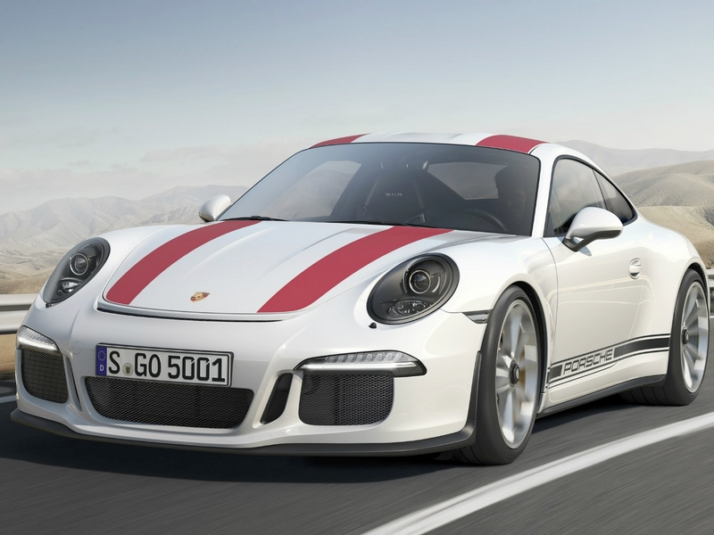 Photo of Porsche 911 R – 500 lovas bestia