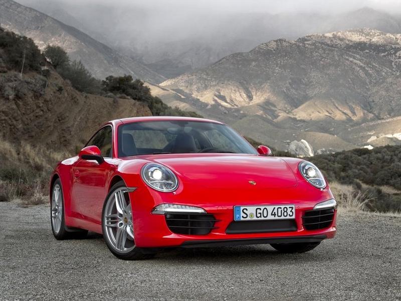 Photo of Porsche 911 S teszt