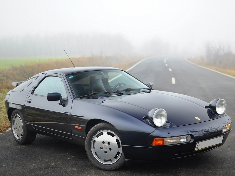 Photo of Keréknyom – Porsche 928 S4