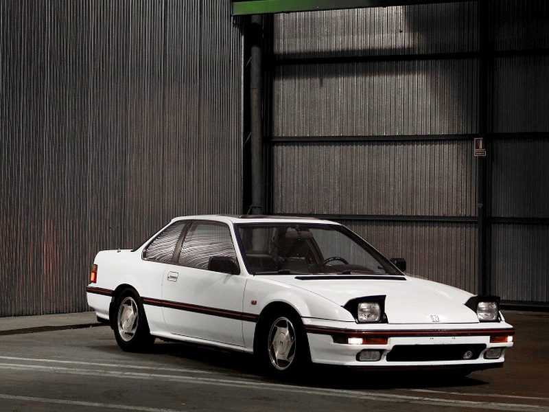 Photo of Honda Prelude – megismerni és megszeretni
