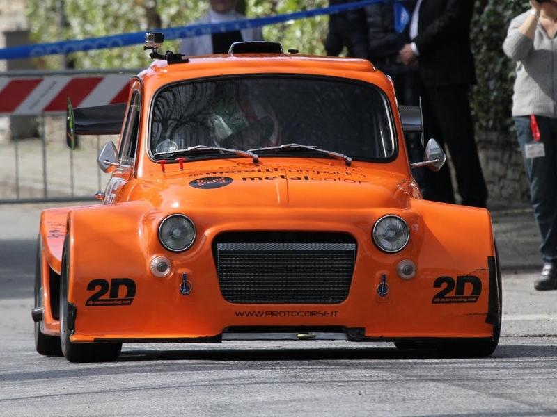 Photo of Fiat 500 Proto – izmos kisegér