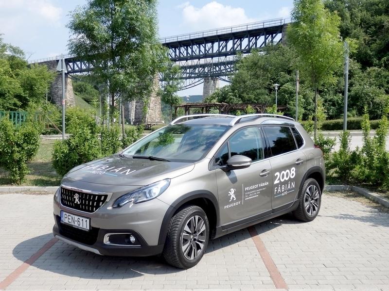Photo of Peugeot 2008 teszt – francia allűrök