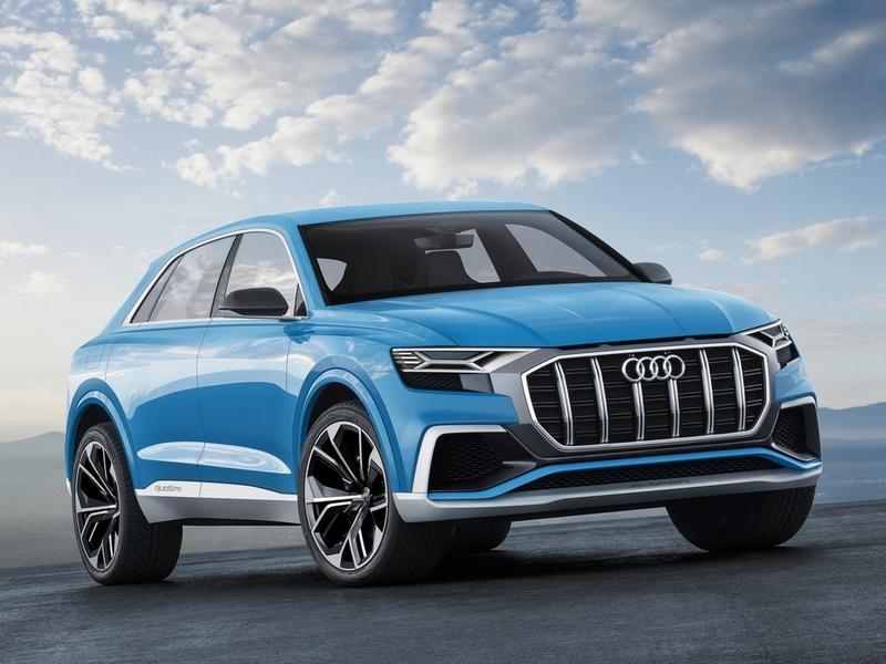 Photo of Audi Q8 koncepció