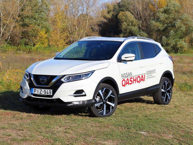Photo of Nissan Qashqai teszt – nyugodt típus