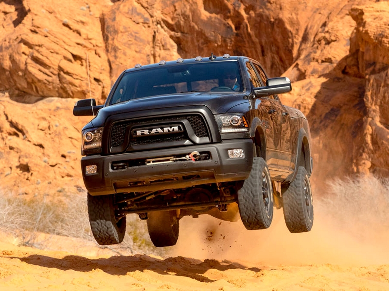 Photo of RAM Power Wagon