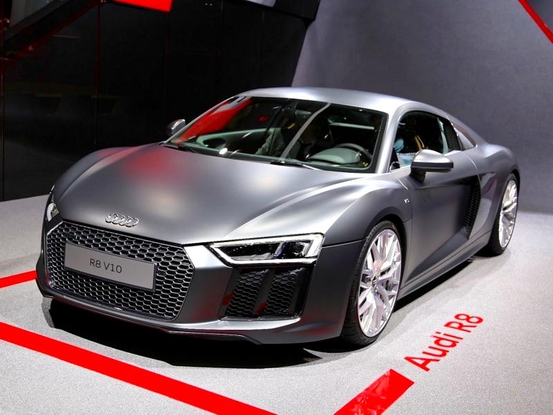 Photo of Audi R8 V10 (2016)