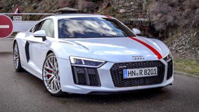 Photo of Audi R8 RWS – limitált vadorzó