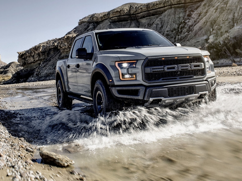 Photo of Ford Raptor F-150