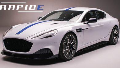 Photo of Íme az első elektromos Aston Martin, a Rapide E