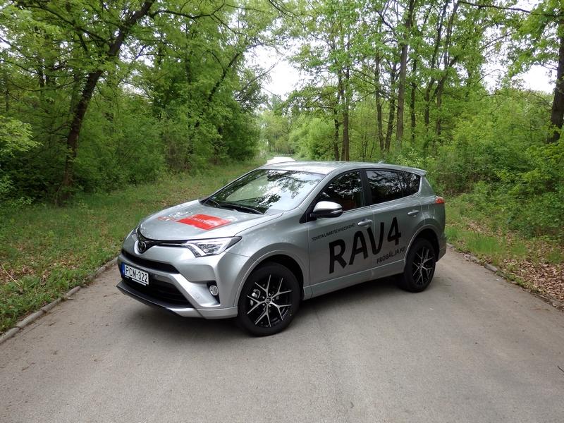Photo of Toyota RAV4 2.0 D-4D teszt – a választás joga