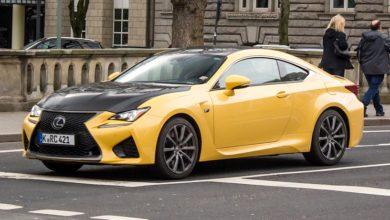 Photo of Lexus RC F Carbon – V8-as hangörvény