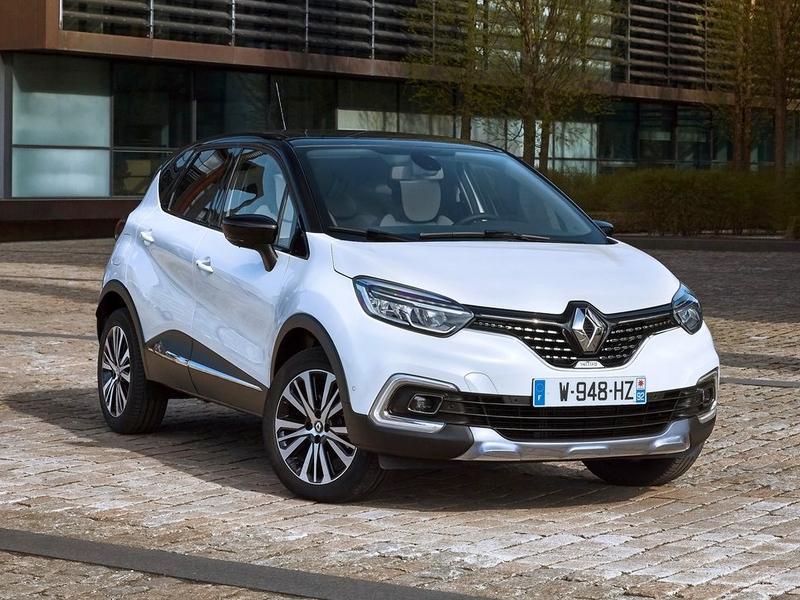 Photo of Felfrissült a Renault Captur