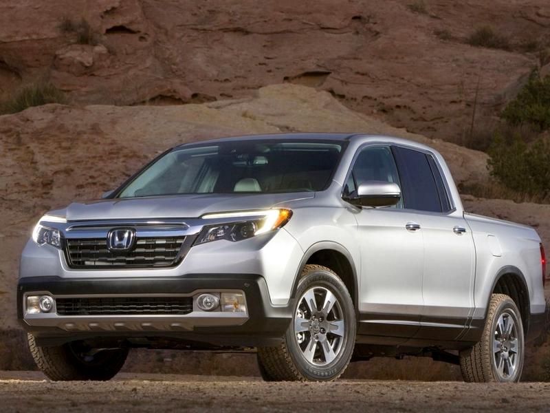 Photo of Bemutatkozott az új Honda Ridgeline