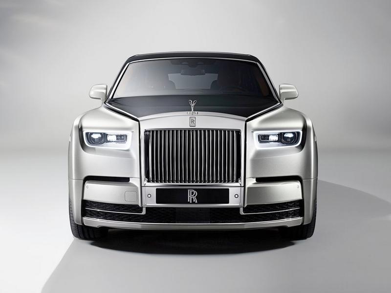 Photo of Rolls-Royce Phantom VIII