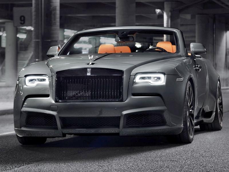 Photo of Rolls-Royce Dawn Overdose