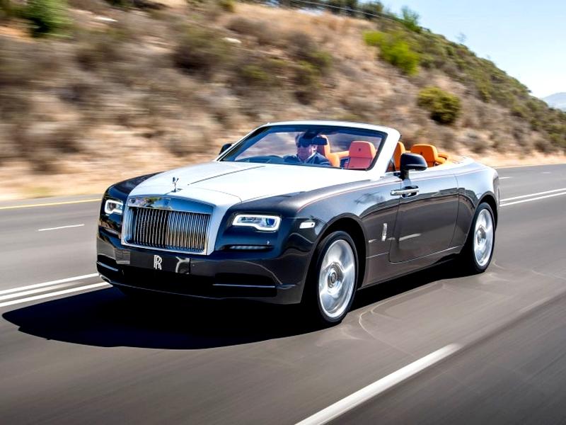 Photo of Rolls-Royce Dawn – fényűző kabrió