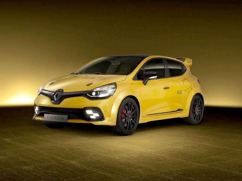 Photo of 275 lóerős gyári Renault Clio