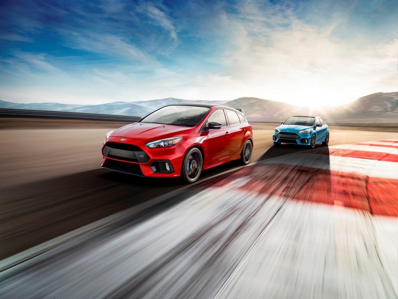 Photo of Ford Focus RS limitált széria