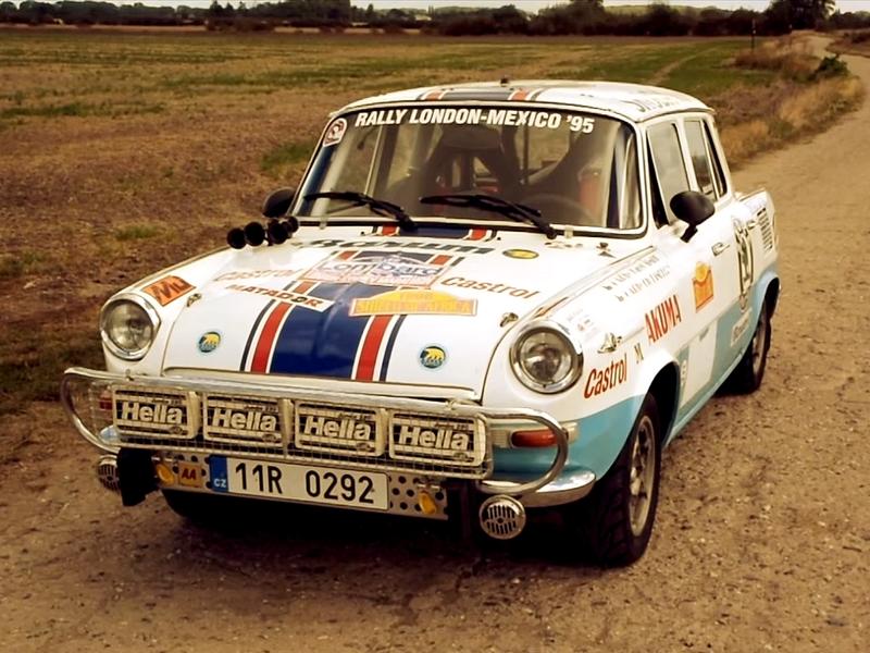 Photo of Škoda 1100 MB Rallye