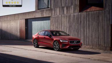 Photo of A Volvo S60 és a V60 is öt csillagot kapott az Euro NCAP tesztjein