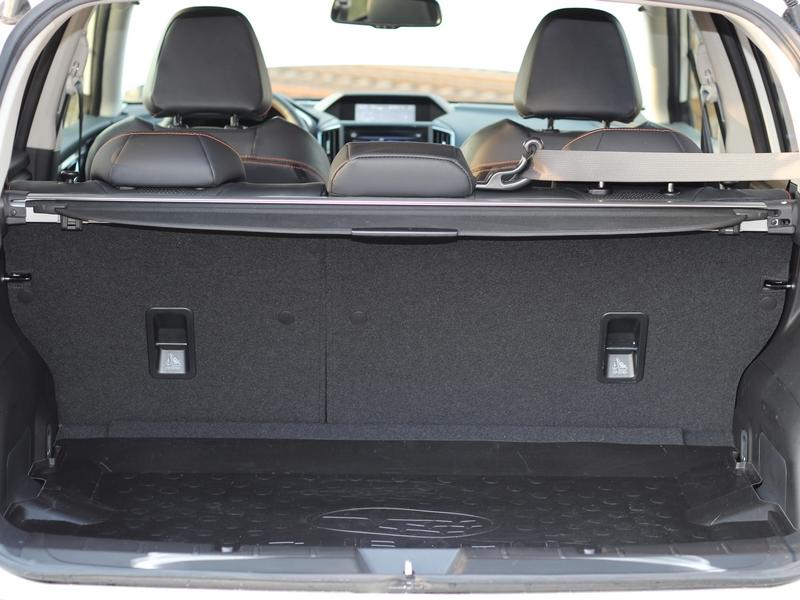 Subaru XV csomagtartó